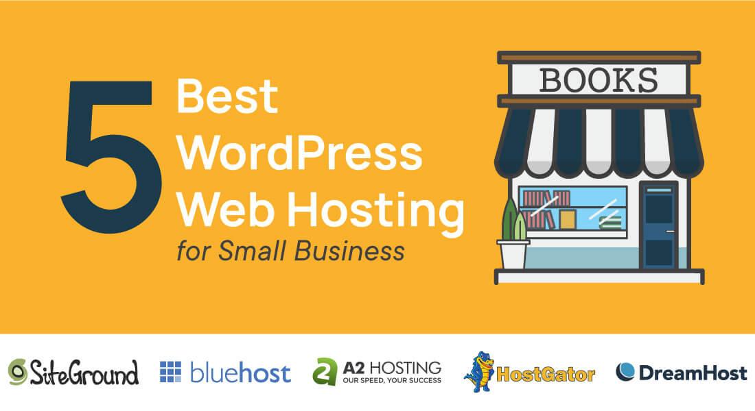 Top 5 Web Hostings for Small WordPress Websites